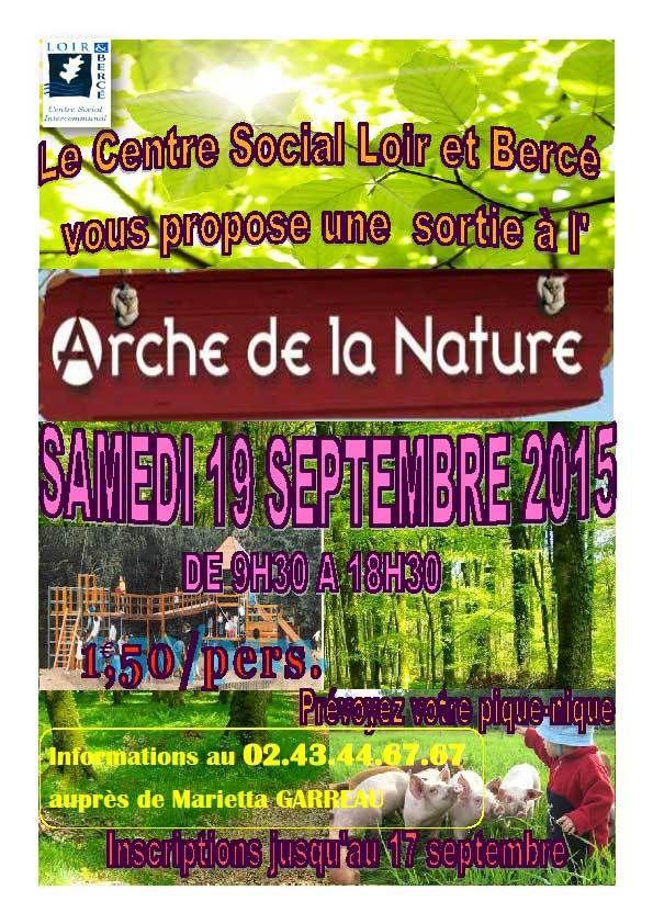 Info Centre Social Loir et Bercé