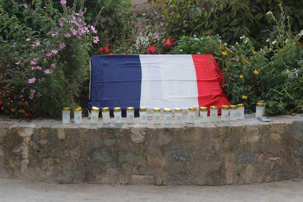 Château-du-Loir n'oublie pas les victimes de la Shoah