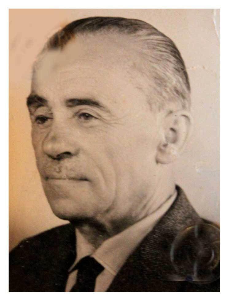 Raphaël Joliveau, qui fut conseiller municipal à Jupillles de 1945 à 1965