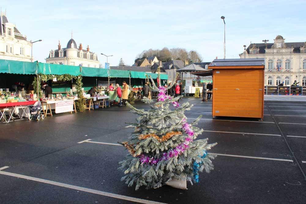 Le Marché de Noël à Château-du-Loir