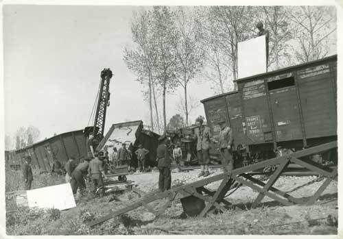 Témoignages autour du film &quot&#x3B;la Bataille du Rail&quot&#x3B;