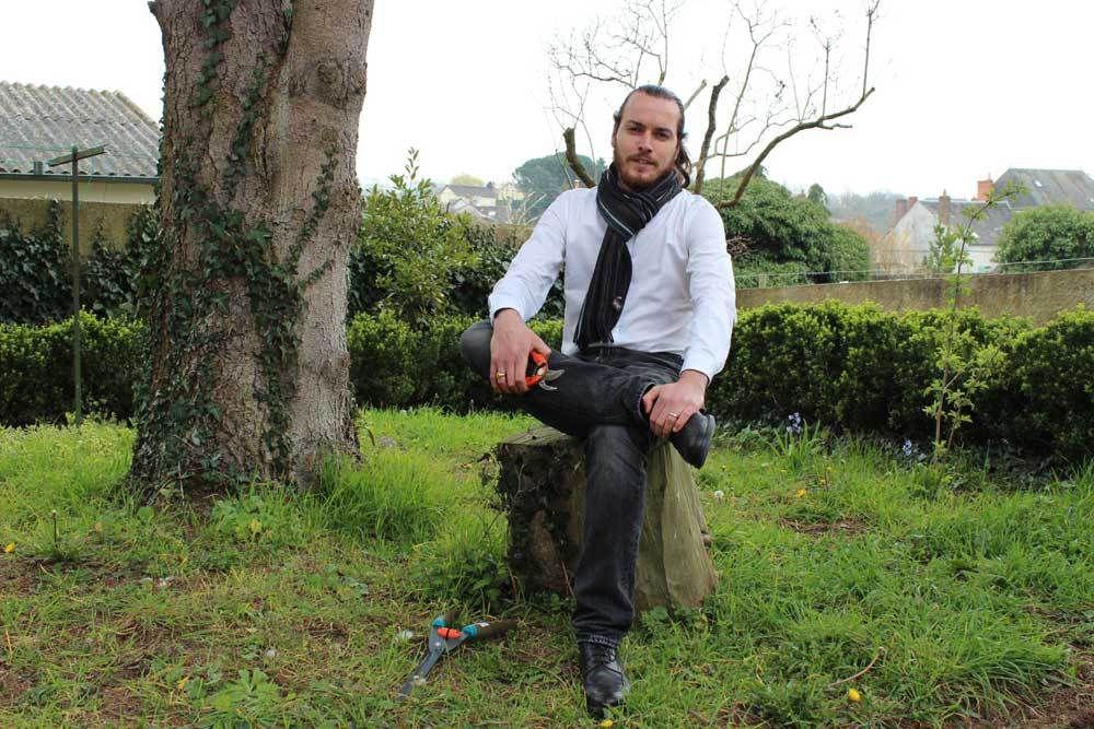 Un coach  pour votre jardin, à Château-du-Loir !