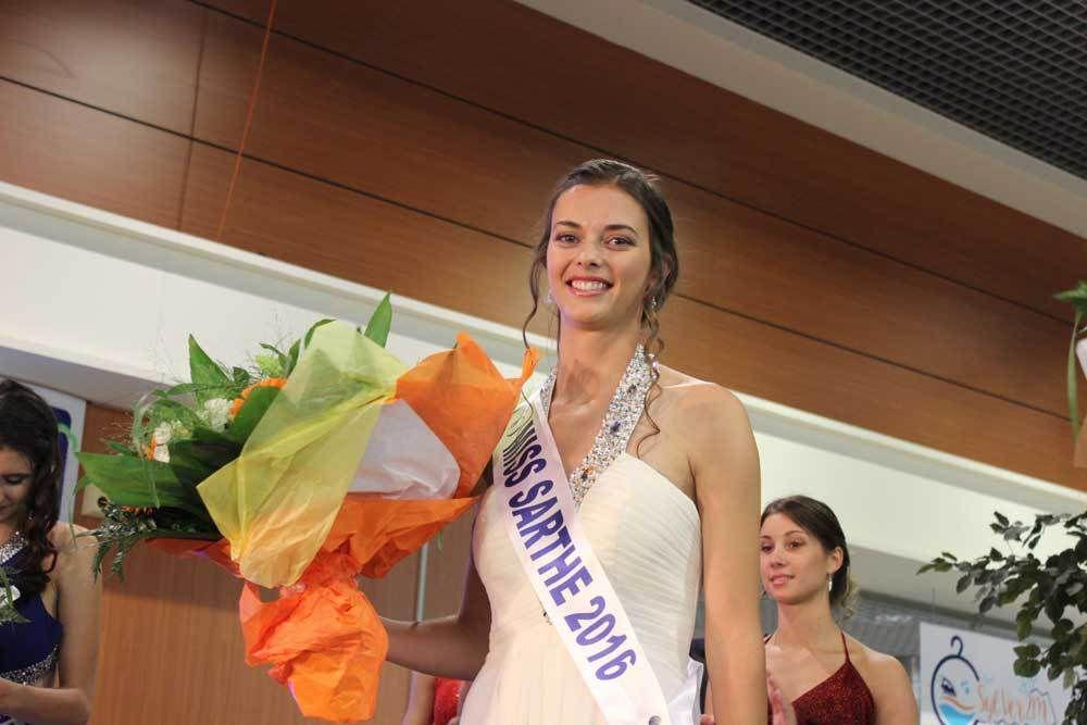 Miss Sarthe 2016