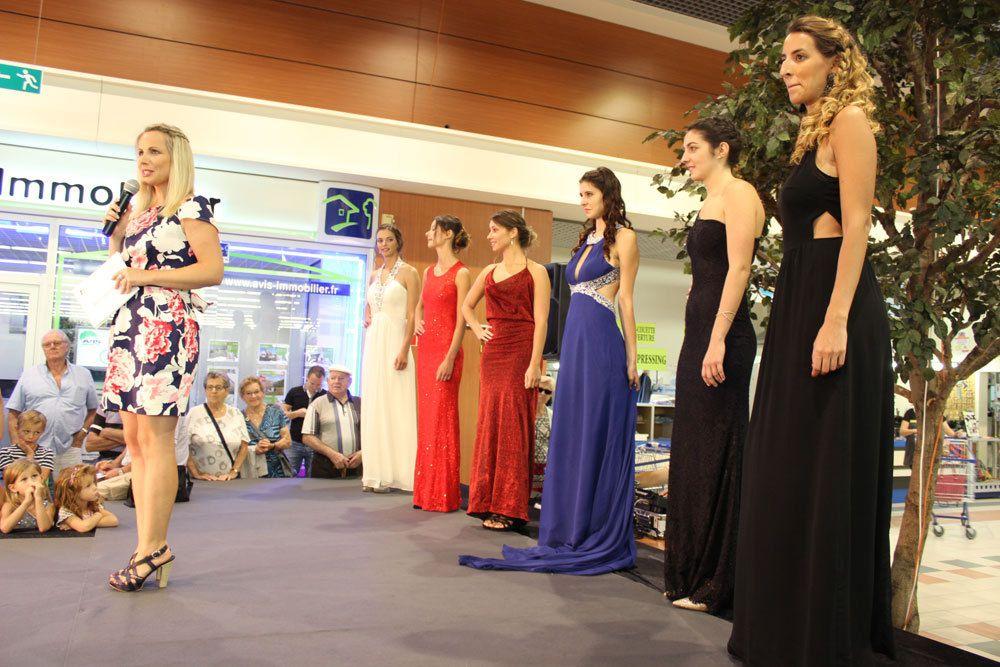 Marine Métairie élue Miss Sarthe 2016