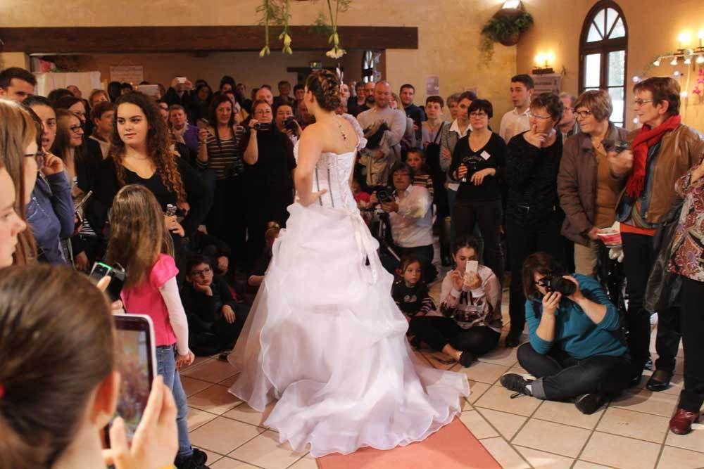 Salon du mariage au Domaine de la Fougeraie