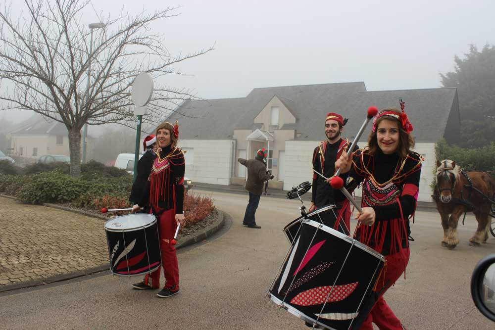 Marché de Noël à Château-du-Loir