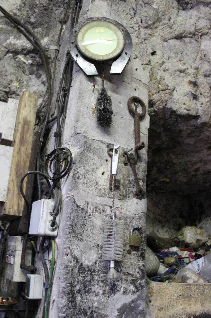 Présentation du tonneau de la Saint-Vincent à Montabon
