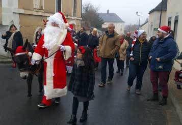 Noël en Loir et Bercé