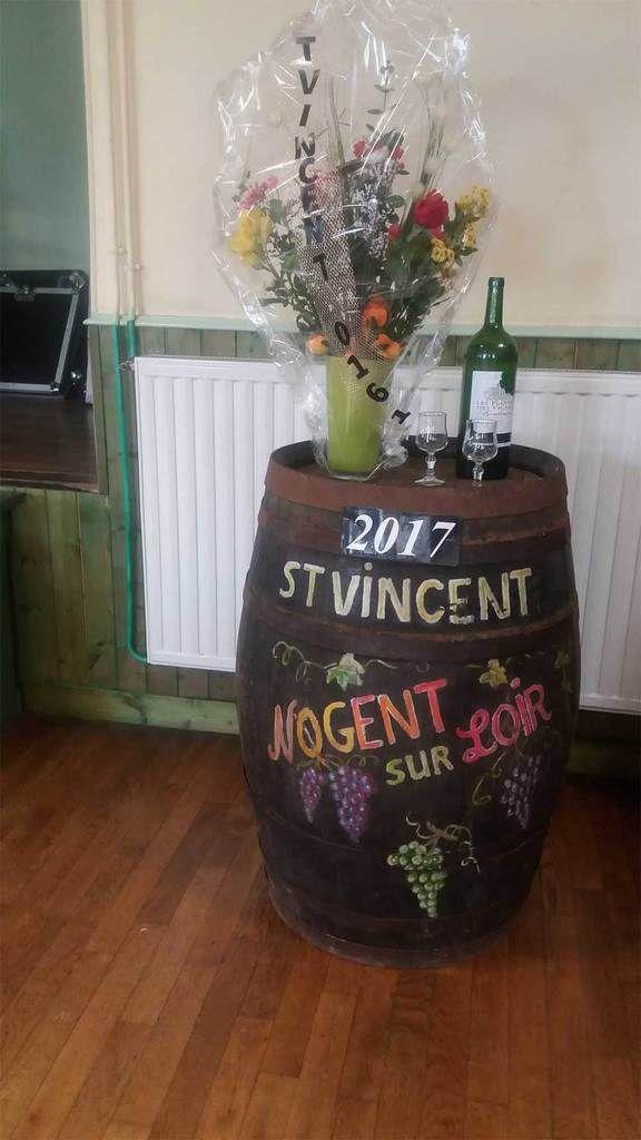 Banquet de la Saint-Vincent à Nogent-sur-Loir
