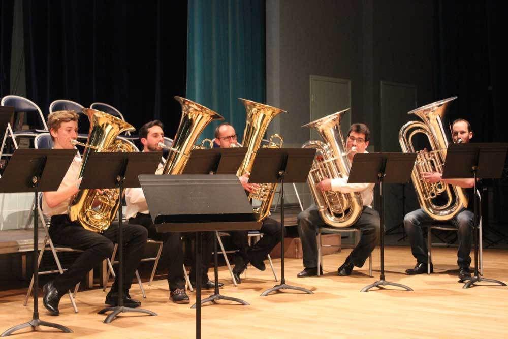 Concert de l'Orchestre d'Harmonie du Bélinois