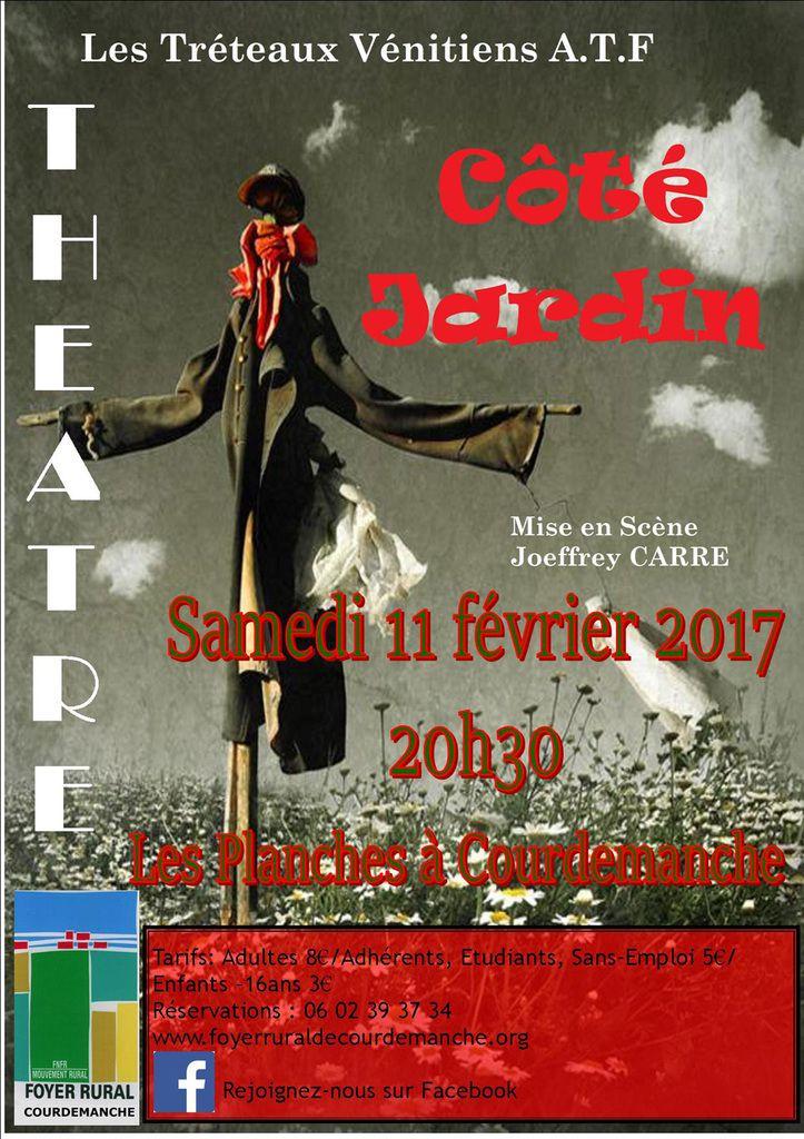 Théâtre à Courdemanche