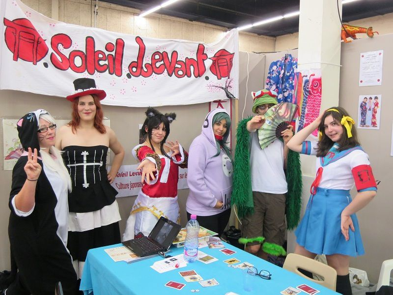 Cosplay Angers Japon
