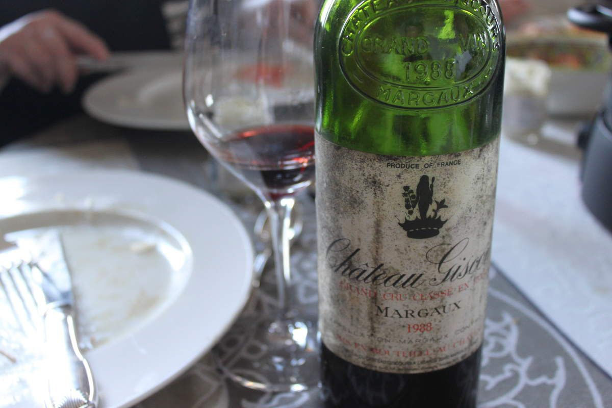 Margaux 1988, Giscours
