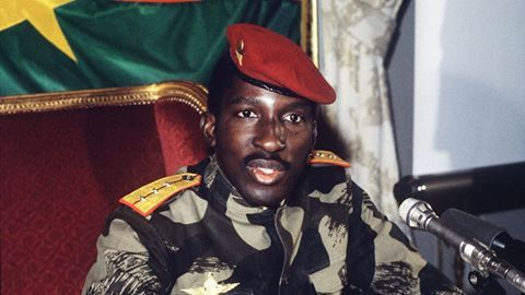 15 octobre 1987 : Assassinat du président burkinabé Thomas Sankara