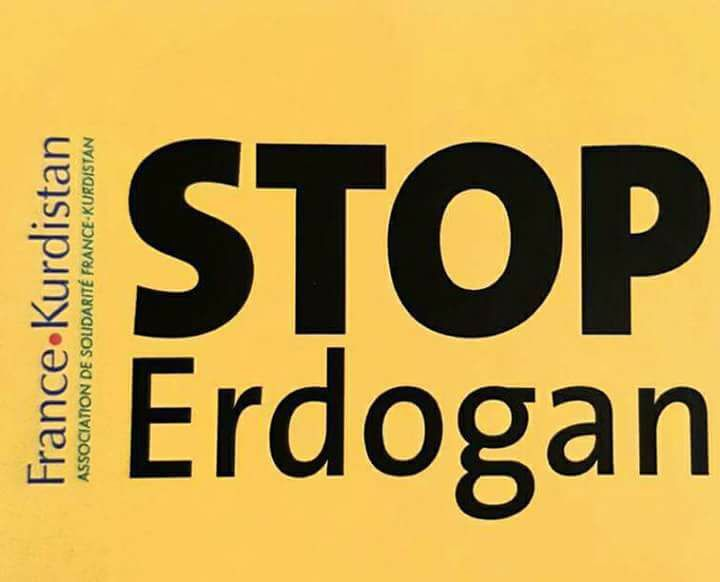 Alerte : la dictature s'installe en Turquie !