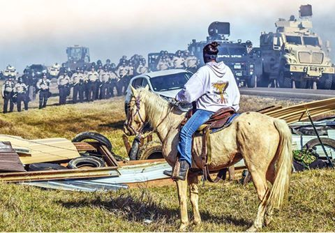 USA : Le pipe-line Dakota Access ne passera pas par Standing rock !