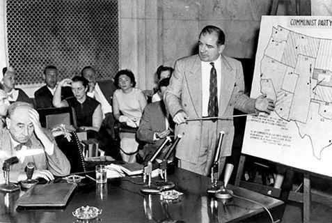 9 février 1950 : McCarthy lance sa chasse aux sorcières