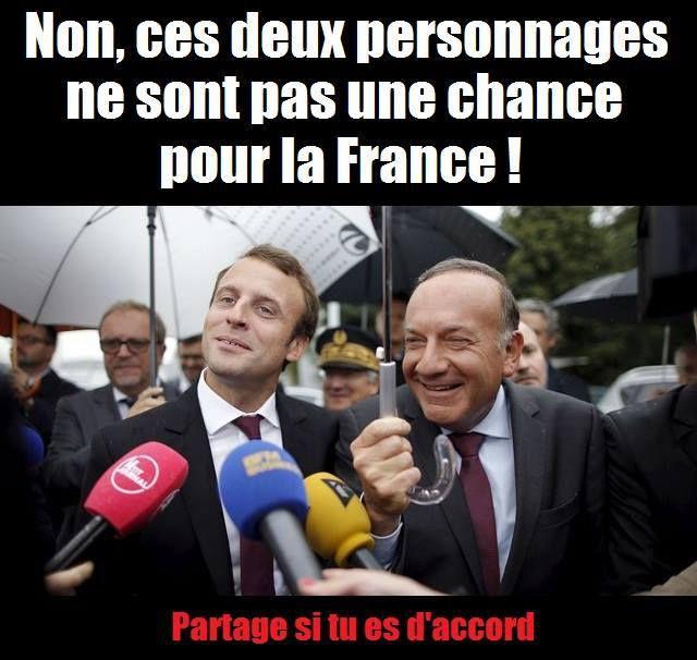 Macron va perdre des plumes quand il va sortir de l'ambiguïté !