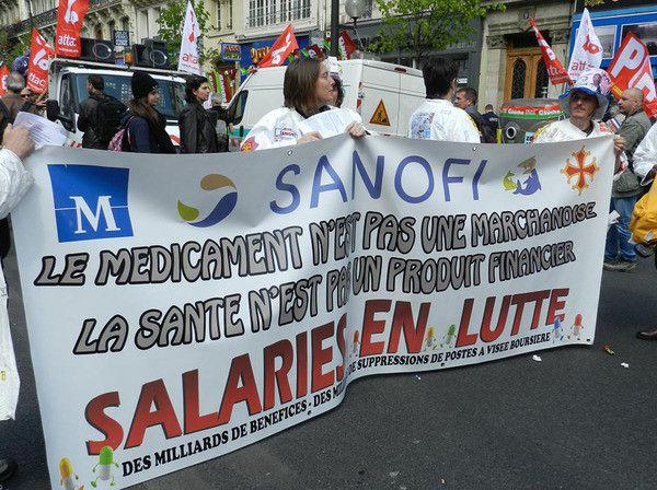 Sanofi condamné pour abus de recours au travail intérimaire