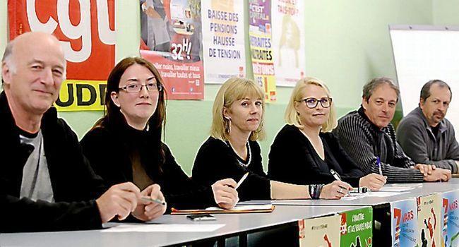 Société en souffrance : la CGT appelle à la mobilisation