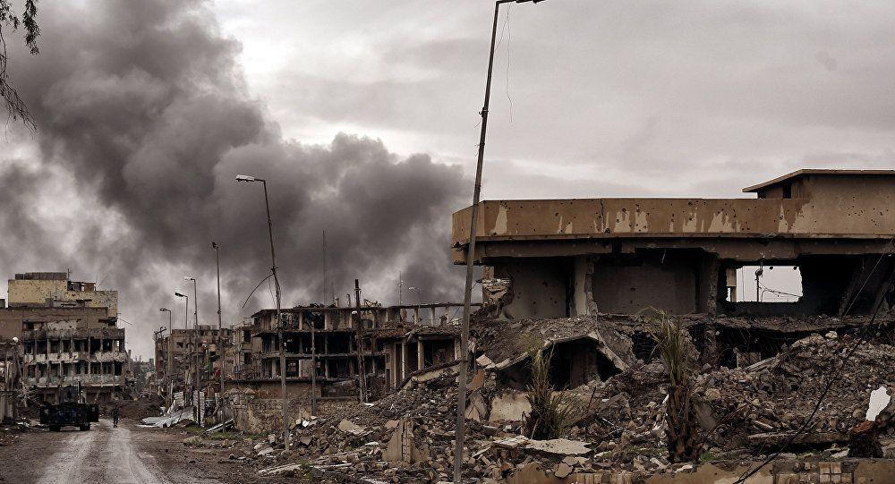 Mossoul ou la catastrophe humanitaire !