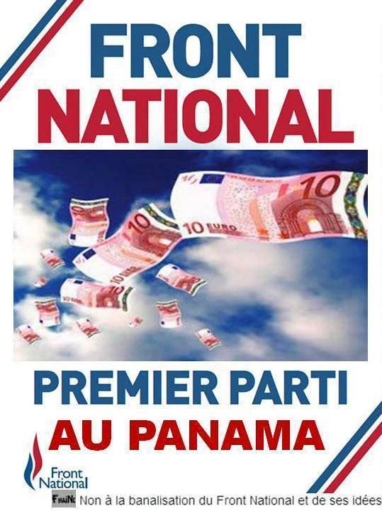 Le FN aurait détourné 5 milions d'euros du Parlement Européen !
