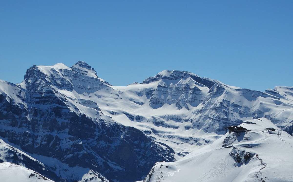 Tour Sallière et Grand Mont Ruan.......