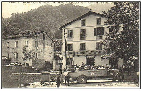 Album - VILLAGES-HAUTE-CORSE-1900-1945 M-Z