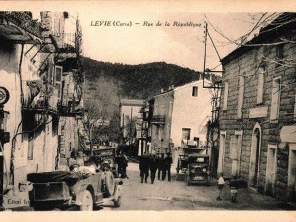 Album - VILLAGES CORSE-DU-SUD-1900-1945 A-L