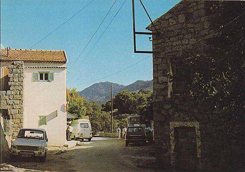 Album - VILLAGES-CORSE-DU-SUD-1946-1980 M-Z