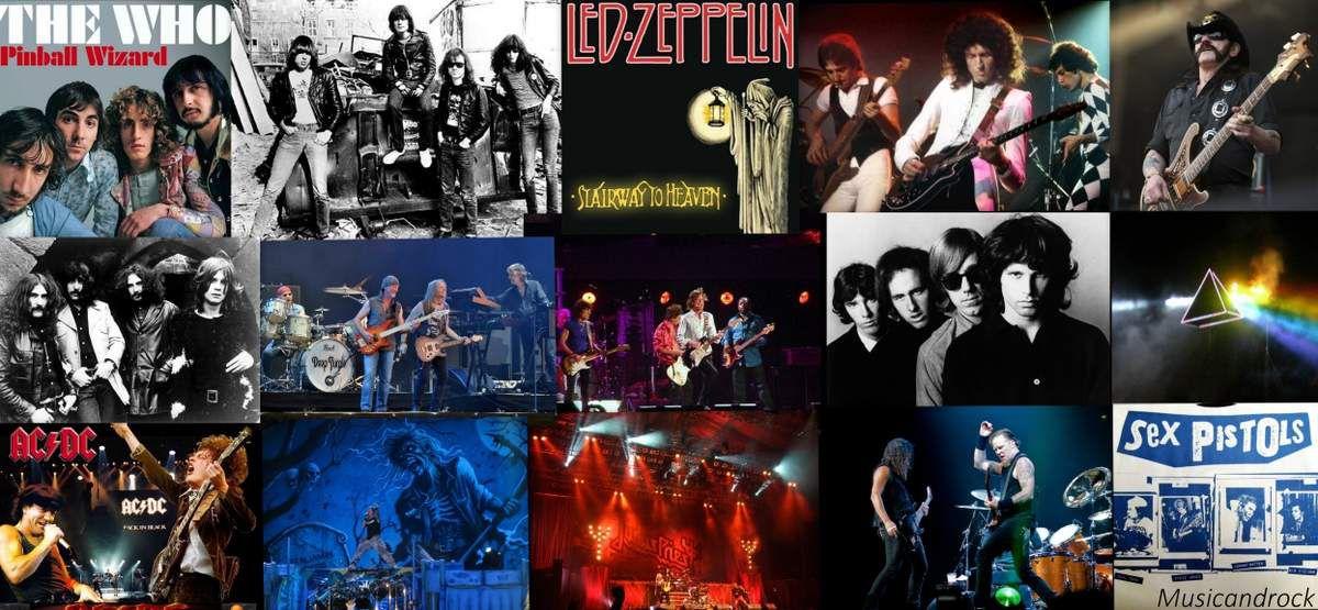¿Cuál ha sido para ti la mejor banda de Rock de todos los tiempos?