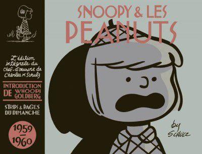 """""""Snoopy & les Peanuts. Intégrale"""", de Charles M. Schulz"""