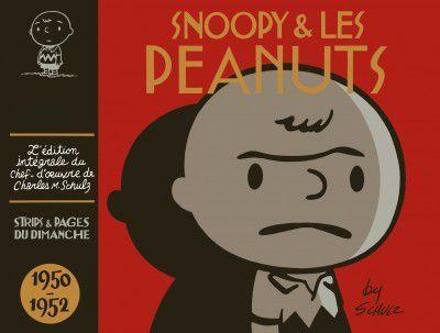 &quot&#x3B;Snoopy &amp&#x3B; les Peanuts. Intégrale&quot&#x3B;, de Charles M. Schulz