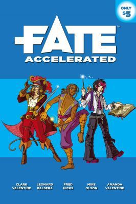 &quot&#x3B;Fate Accelerated&quot&#x3B;