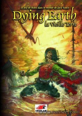 &quot&#x3B;Dying Earth, la Vieille Terre&quot&#x3B;