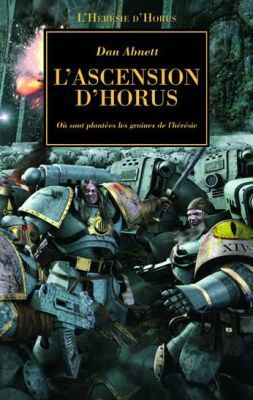 L'Ascension d'Horus, de Dan Abnett