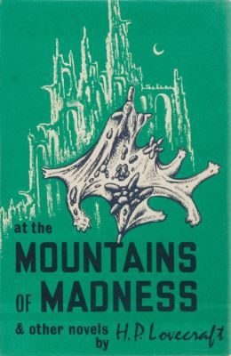 At the Mountains of Madness & other novels, de H.P. Lovecraft