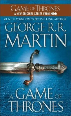 A Game of Thrones, de George R.R. Martin