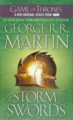 A Storm of Swords, de George R.R. Martin