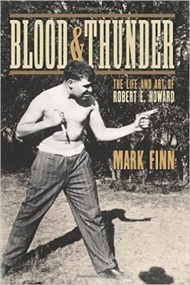 Blood &amp&#x3B; Thunder, de Mark Finn