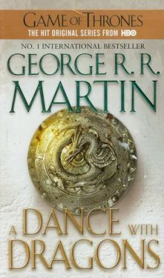 A Dance with Dragons, de George R.R. Martin