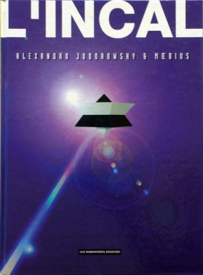 L'Incal, d'Alexandro Jodorowsky et MŒbius