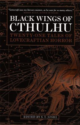 Black Wings of Cthulhu, de S.T. Joshi (ed.)
