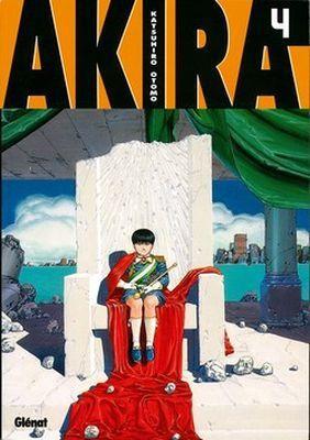 Akira, t. 4, de Katsuhiro Ōtomo