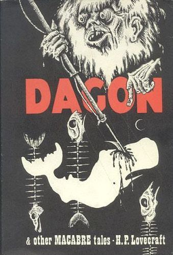 Dagon and other macabre tales, de H.P. Lovecraft (seconde partie)