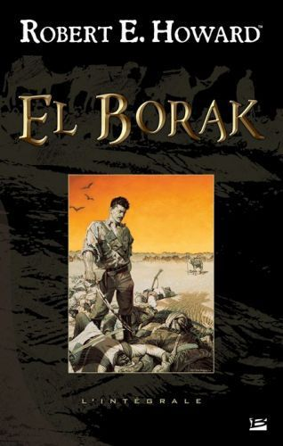 El Borak, de Robert E. Howard