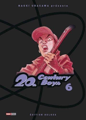 20th Century Boys, t. 6 (édition Deluxe), de Naoki Urasawa