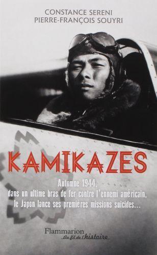 Kamikazes, de Constance Sereni et Pierre-François Souyri