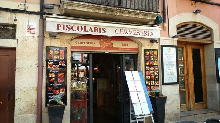 Piscolabis Tarragona