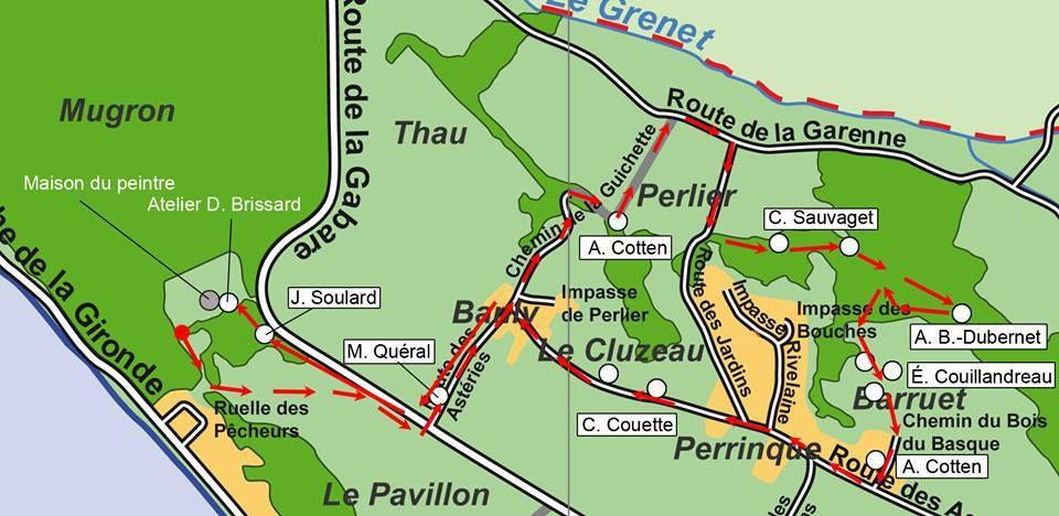conservatoire de l'Estuaire &quot&#x3B;Chemin des arts&quot&#x3B; Gauriac 33 Mémoire de carriers &quot&#x3B;je me souviens là&quot&#x3B;